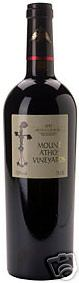 Mount Athos Vineyards 2009/11